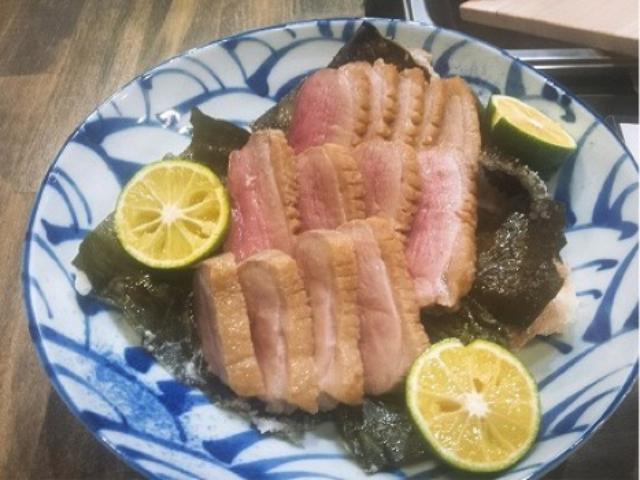京都鴨料理ランキング④カジュアルに鴨料理が楽しめる【かもん家】