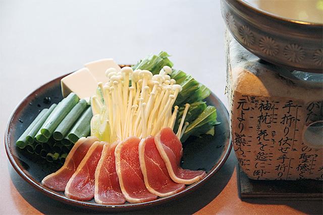 京都鴨料理ランキング③石釜で焼かれたジューシーな鴨肉もおすすめ【いしがま亭】