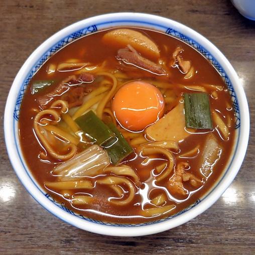 一宮名物グルメ④味噌煮込み一筋100年以上の老舗「太田屋尾西店」