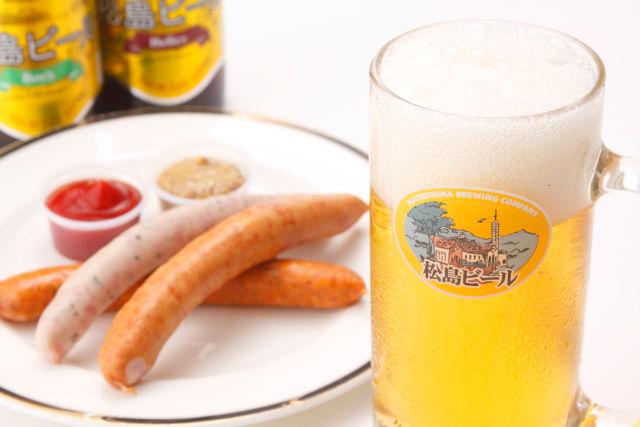 松島お土産ランキング①松島にも地ビールあり!松島ビール