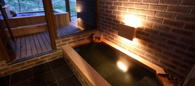 熊本県温泉ランキング⑤オーナーのこだわりづくしの空間に癒される「心乃間間」