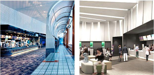 名古屋駅前観光スポットランキング⑤超リッチなプレミアムシートで映画鑑賞を「ミッドランドスクエアシネマ」