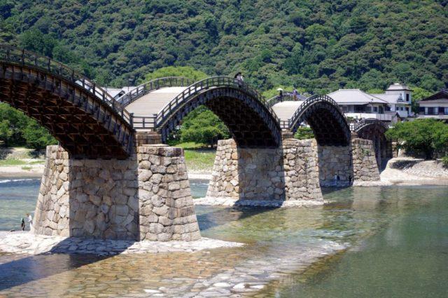 山口県最強危険心霊スポット⑩あの観光名所も幽霊が?錦帯橋