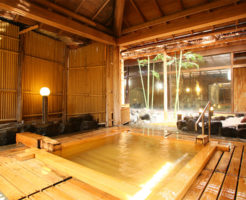 静岡県日帰り温泉ランキング①日本三大温泉の一つ!熱海温泉「大月ホテル和風館」