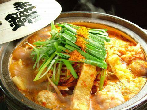 岩手県のお鍋ランキング②辛い物好きにはたまらない「赤から鍋とせせり焼き 赤から盛岡大通り店」