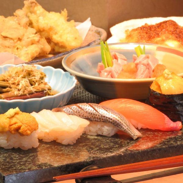 岩手県盛岡海鮮丼ランキング②駅前で新鮮なマグロが食べられる「すし源」