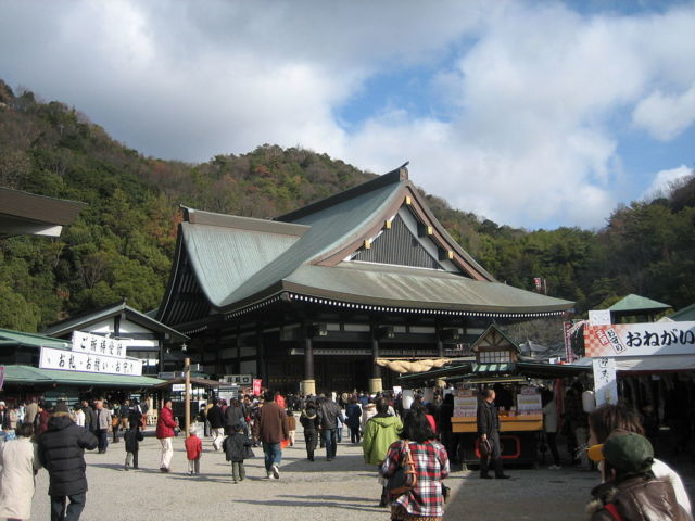 岡山県パワースポットランキング⑥初詣はここでで!「最上稲荷山妙教寺」