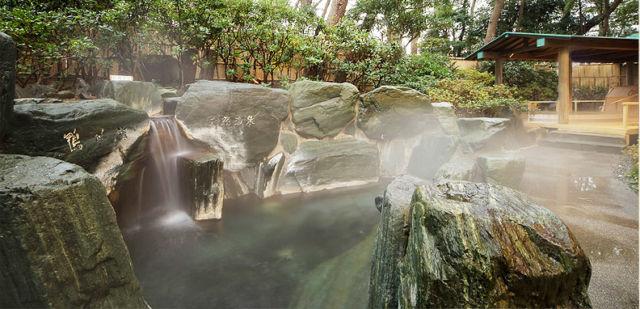 千葉県日帰り温泉ランキング⑥プチ湯巡りが楽しい!鴨川館