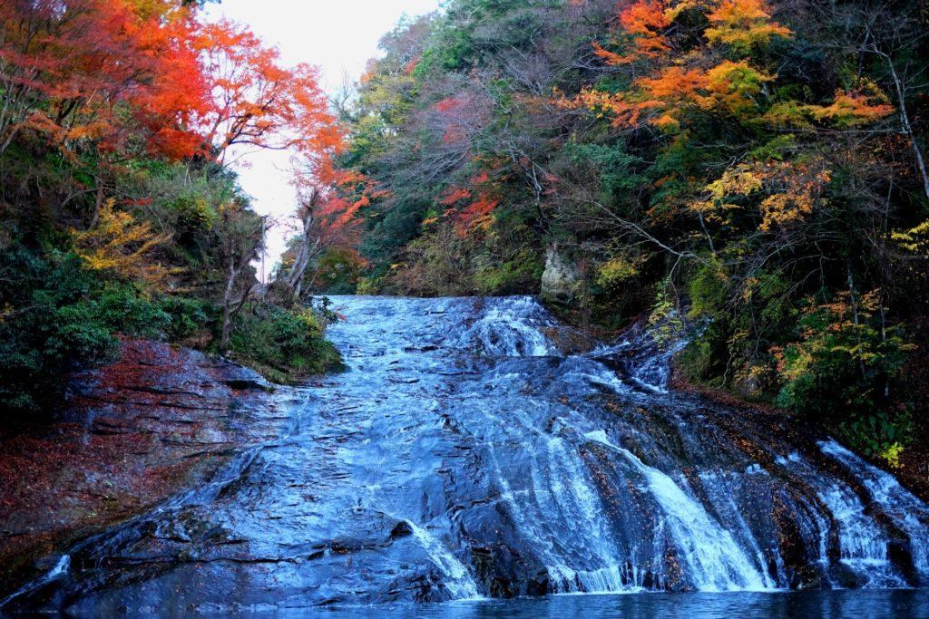 千葉県観光スポットランキング③渓谷に点在する6つの滝めぐりでパワーをもらう!養老渓谷