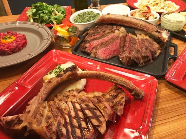 千葉県ステーキランキング⑤熟成師による旨肉を900℃で焼き上げる2018年オープンの「29BAL 木更津ニクバル」