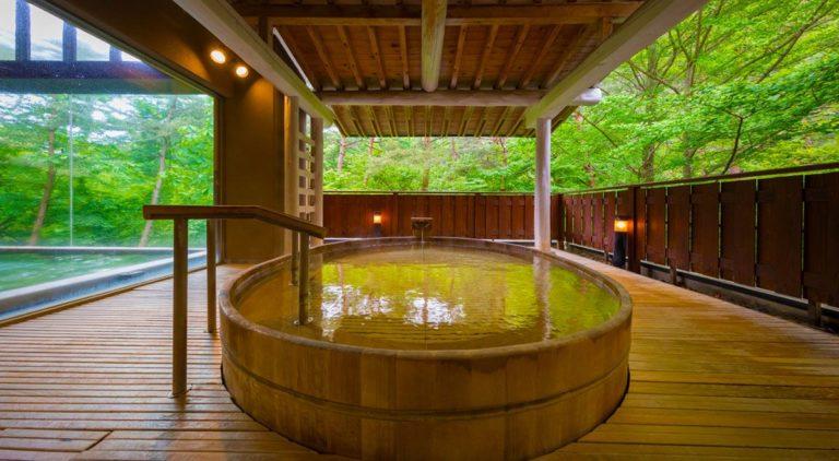 岩手県温泉ランキング⑨美肌の湯で肌もしっとり「花巻温泉 佳松園」