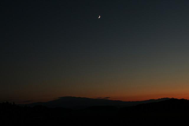 岩手県夜景スポットランキング⑨宮古市街と宮古湾の夜景を楽しめる「宮古市月山」