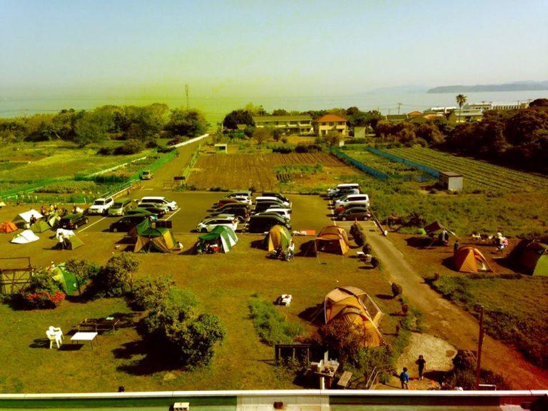 千葉県館山のキャンプ場ランキング②リニューアルに期待大の進化中キャンプ場!館山サザンビレッジ