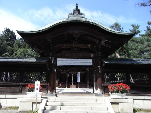 山形県パワースポットランキング⑧あの軍神にあやかれる!上杉神社(米沢市)