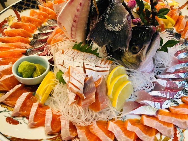 熊本県天草の海鮮料理屋ランキング①新鮮なイカが柔くて美味しい~いつも待ち時間あり?!「海鮮家 福伸」