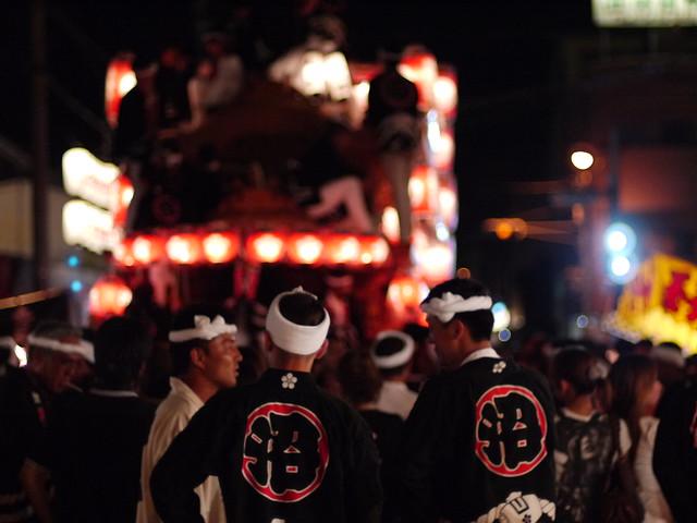 岸和田だんじり祭り 2010年